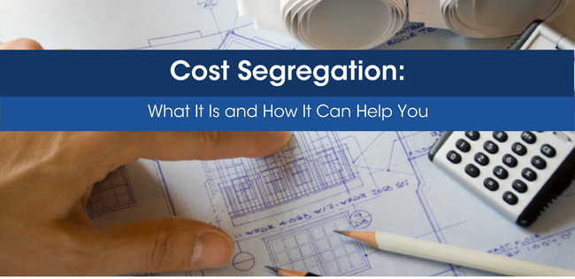 Cost Segregation - Los Angeles CPAs
