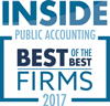 Inside Public Accounting - Best of the Best Firm for Second Year