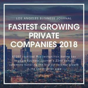 2018 Fastest Growing Private Companies