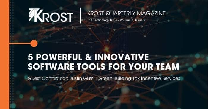 5 Powerful and Innovative Software Tools for Your Team