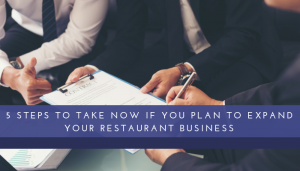 Restaurant Expansion - Restaurant Consultant