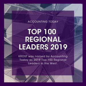 AT Top 100 Regional Leaders | KROST LA Firm