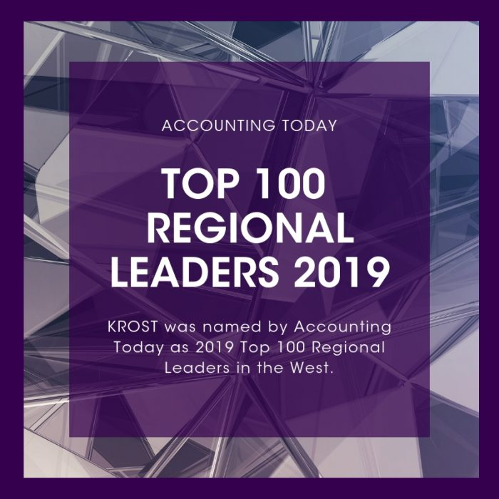2019 AT Top 100 Regional Leaders