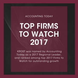 Top Firms to Watch - Los Angeles CPA