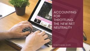 KROST - Accounting for Throttling, the New Net Neutrality