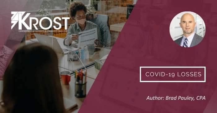 COVID-19 Losses