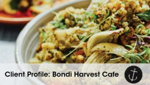 Client Profile: Bondi Harvest Cafe