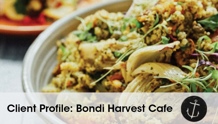 Client Profile: Bondi Harvest Cafe