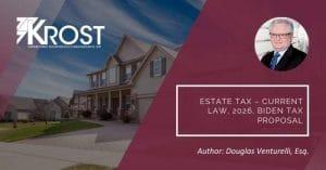 Estate Tax – Current Law, 2026, Biden Tax Proposal | Blog