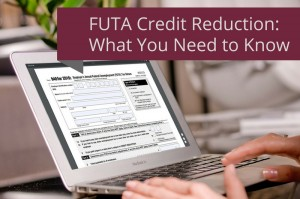 FUTA credit reduction graphic
