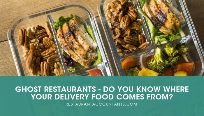 Ghost Restaurants – Do you know where your delivery food comes from?