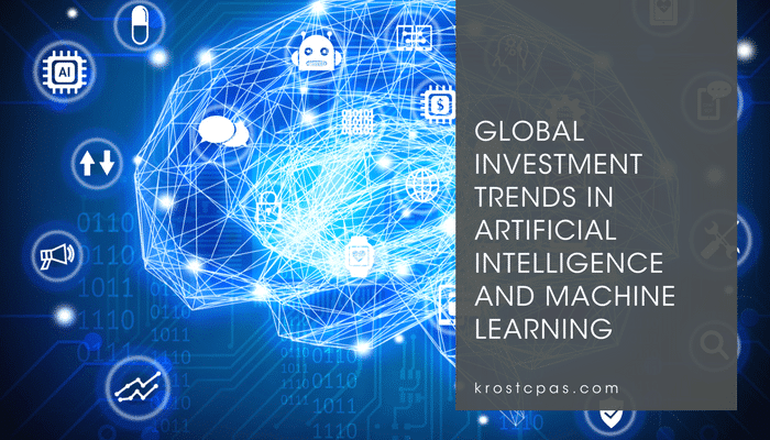 Global Investment Trends in Artificial Intelligence and Machine Learning