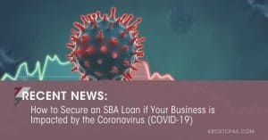 How to Secure an SBA Loan if Your Business is Impacted by the Coronavirus (COVID-19)