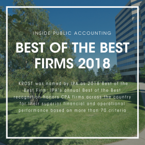 IPA 2018 Best of the Best Firms