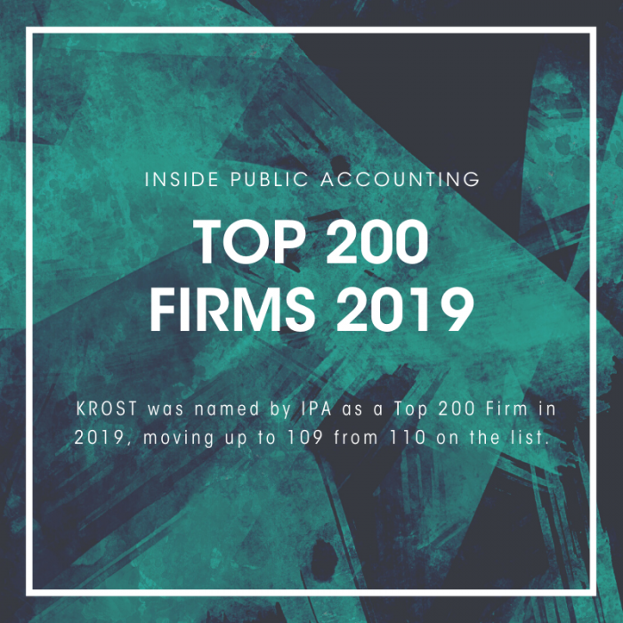 2019 IPA Top 200 Firms