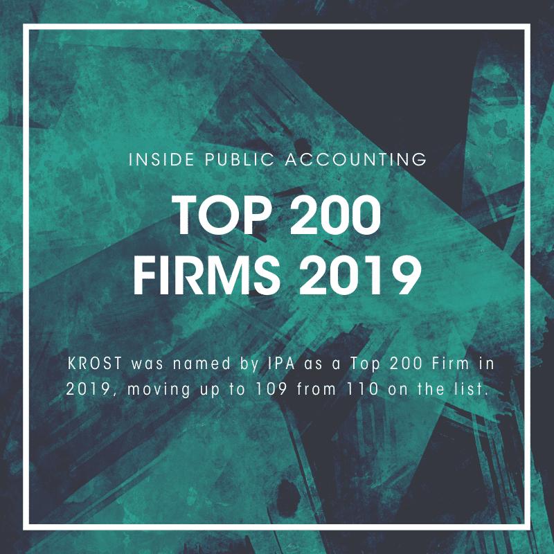 2019 IPA Top 200 Firms