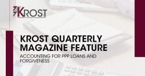 Accounting for PPP Loans and Forgiveness | KQ Manufacturing Issue