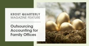 Outsourcing Accounting for Family Offices