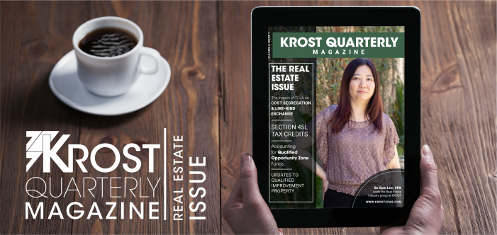 KROST Quarterly: The Real Estate Issue Is Now Available!