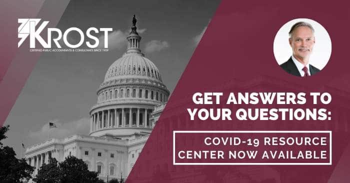 Get Answers to Your Questions: COVID-19 Resource Center Now Available