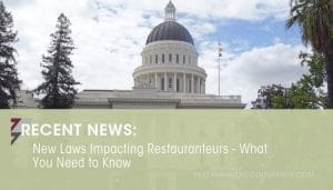 New Laws Impacting Restauranteurs: What You Need to Know | KROST Restaurant Accountants