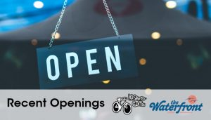 Openings - The Waterfront/Boardwalk Tacos & 10 Speed Coffee