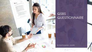 QSBS Questionnaire | Los Angeles CPA Firm