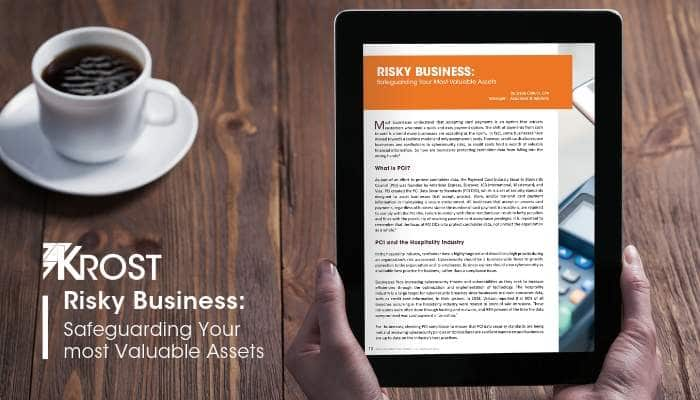 Risky Business: Safeguarding Your most Valuable Assets