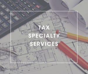 Los Angeles Tax Specialty Services