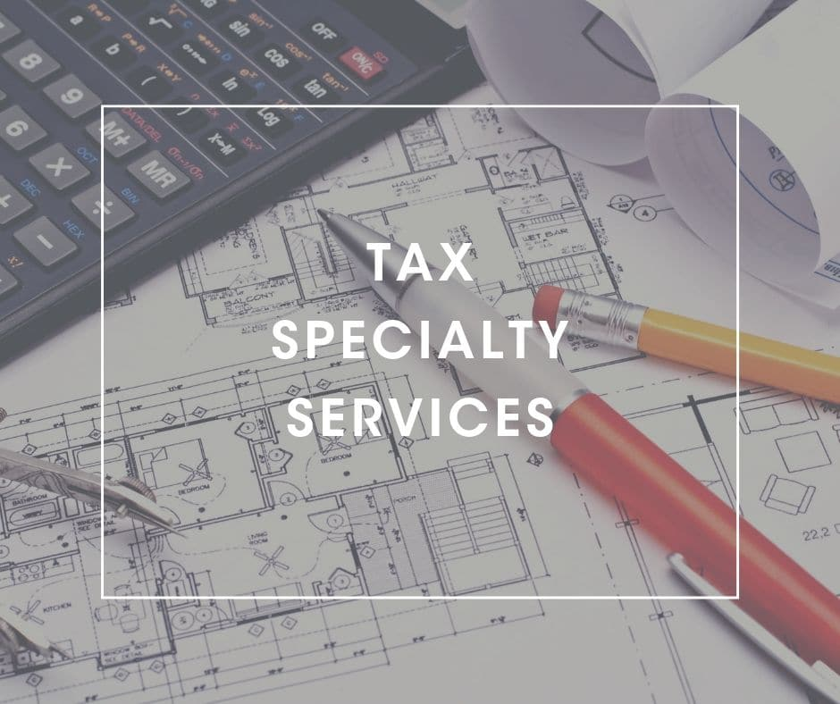 Los Angeles Tax Specialty Services