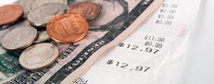 The Big Change on Tip Distributions and Tip Credits