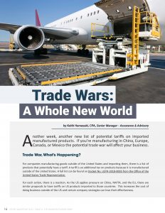 Trade Wars: A Whole New World