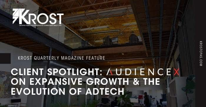 Client Spotlight: AUDIENCEX on Expansive Growth & the Evolution of AdTech