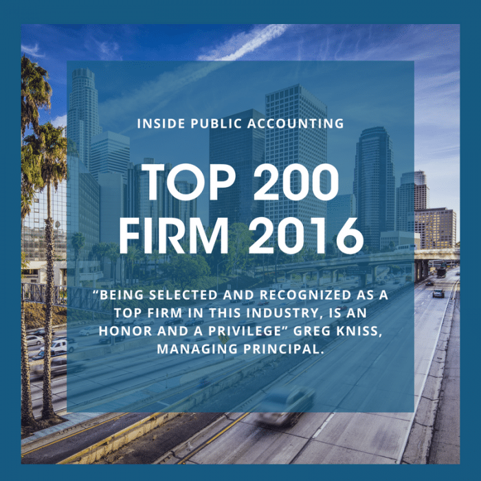 IPA Top 200 Firm 2016